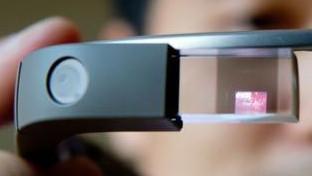 谷歌眼镜来沪展出 周末或迎来客流高峰