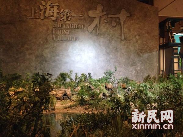 """探营崧泽遗址博物馆 """"上海第一人""""长啥样?"""
