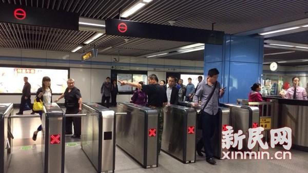 沪地铁今年日均查60起逃票 150余人征信受影响