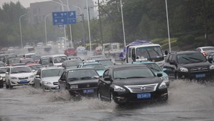 双休日申城可能有较强降雨 局部有积水