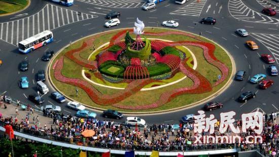 亚信峰会21日在世博中心举行