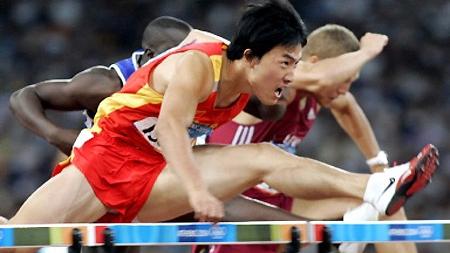 刘翔计划明年复出 参加北京世锦赛