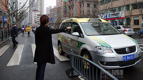 上海打车微信下月启用 无须告知目的地