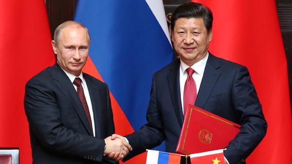 """中俄就全球重大安全问题""""联合发声"""""""