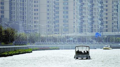 苏州河游船本月底开到外白渡桥 每天4班次