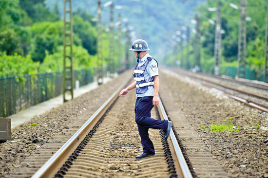 photoshop素材 铁路