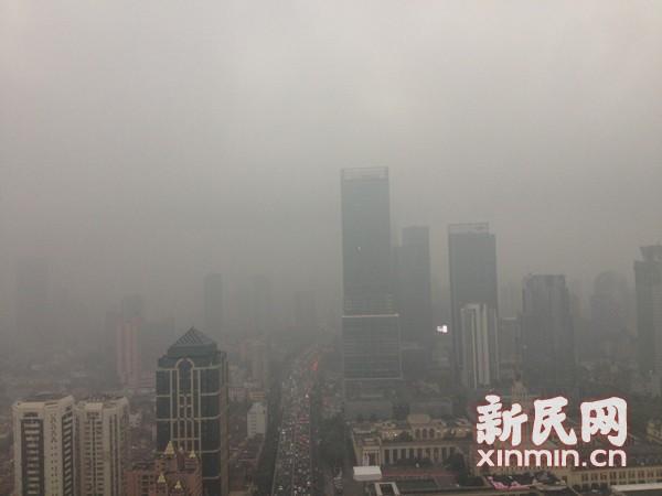上海发布2013年环境公报,全年有124个污染日,咋看?