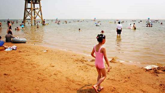 申城5大水上乐园 本月中下旬全部开放