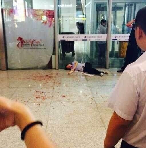虹桥火车站发生斗殴 数人受伤