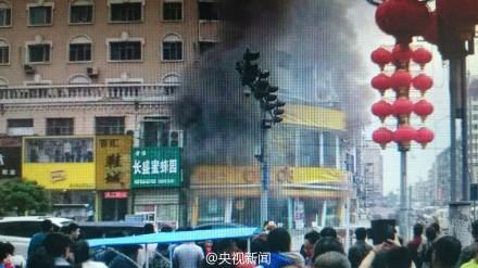 黑龙江爆炸致3警察伤 嫌疑人图像确认