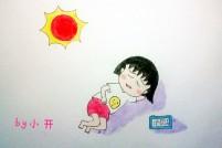 这幅画是哪句上海话?