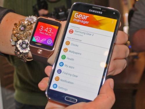 三星笑傲美国智能手表市场 份额达78 高清图片