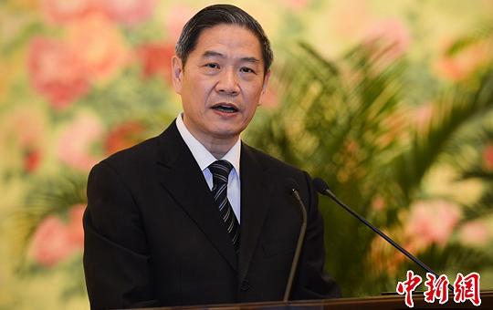 国台办主任张志军本月下旬将首访台湾