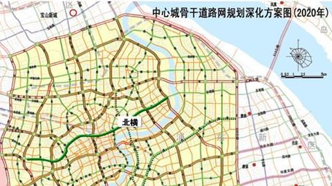 申城市民热议北横通道 专家释疑为何不造地铁