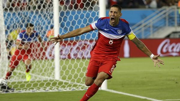 加纳vs美国交战记录_世界杯-29秒闪电进球 美国大将伤退半场1-0加纳