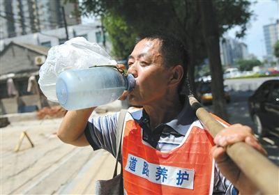 专家:凉爽6月高温费照发 不可用冷饮代替