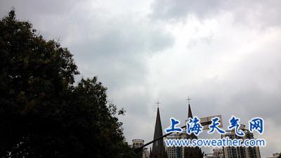 申城今雨水暂歇最高26℃ 周三再现明显降水