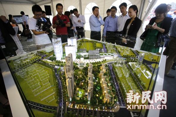 莘庄综合交通枢纽开建 2022年整体竣工