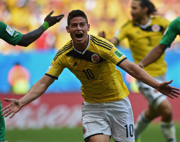 盘点小组赛最佳球员:南美C罗抢眼 C罗暗淡