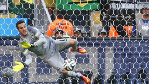 点球大战!巴西艰难胜智利晋级8强!