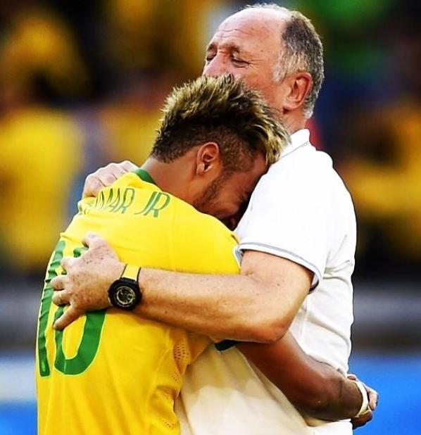 评球:走运的巴西很难走得更远