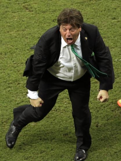 评荷兰vs墨西哥:足球,不能过分保守