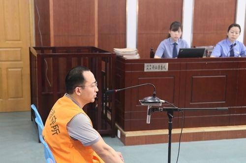 安徽军工集团原董事长张友仁贪腐830余万受审