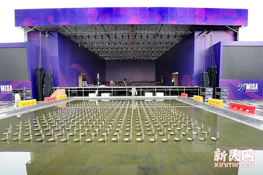 """上海夏季音乐节大幕将启 首试无棚化让观众""""乐享乐趣"""""""