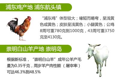 """微言博议:上海官方为浦东鸡崇明羊制定""""正牌货""""标准,咋看?"""