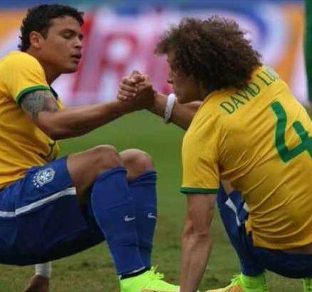 双中卫进球!巴西2-1晋级将战德国!