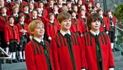 奥地利维也纳童声合唱团来上海啦!