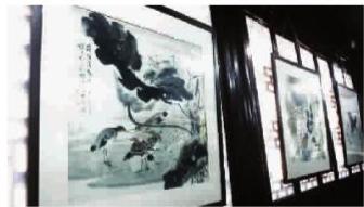 上海国际睡莲荷花展厅堂文化赏析