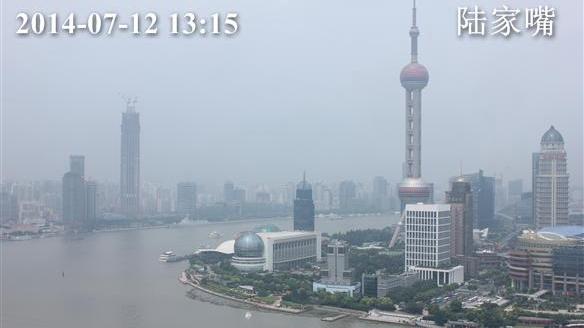 沪今夏首发高温黄色预警 预计今天将达35-36℃
