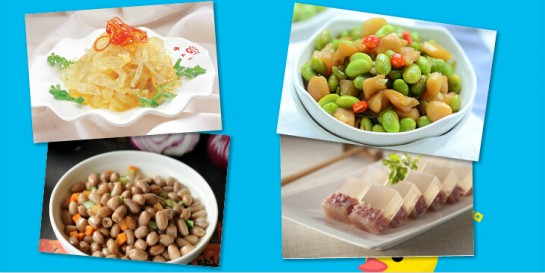 上海人过泡饭的夏日小菜!