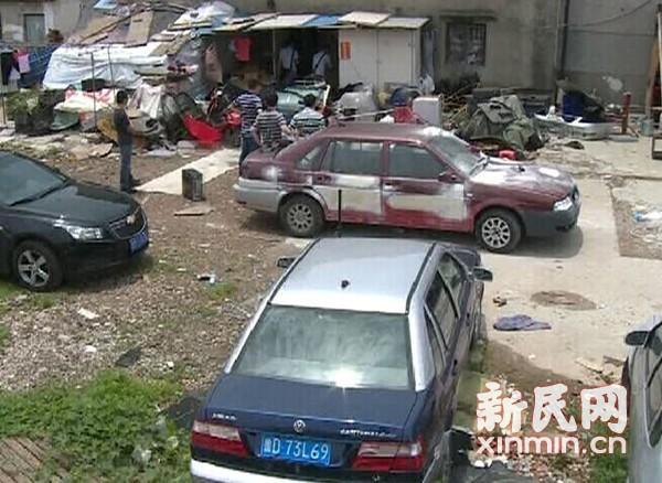 沪警方摧毁克隆车团伙 报废车扮克隆出租车加价5倍牟利