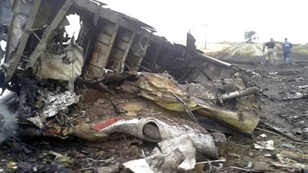 马方称坠机事故现场遭破坏 不清楚黑匣子下落