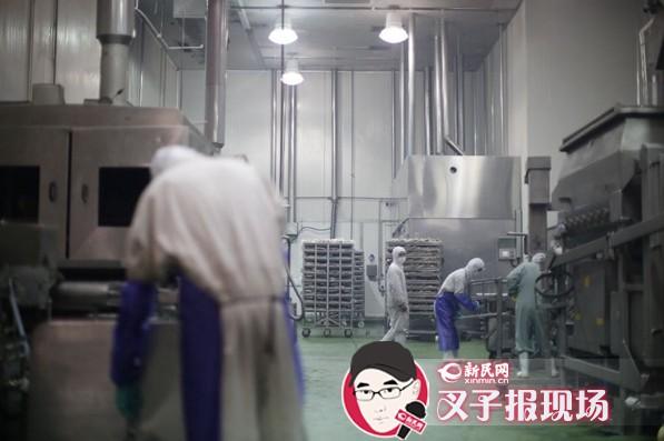上海福喜被曝供过期肉给麦当劳 食药监检查受阻1个多小时