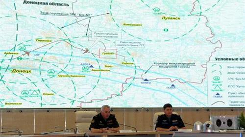 马航空难遇难者遗体运往哈尔科夫