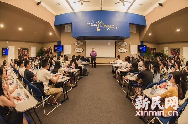 逾200名申城学生赴美实习 或成上海迪士尼一线演职人员