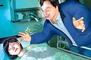 进贤县一女孩遭继父强暴怀孕
