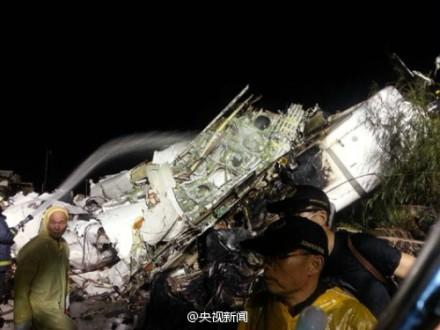 背景:台湾复兴航空自2002年起已发生8次意外事故
