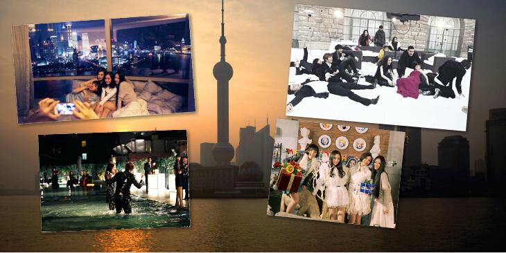 嗲!跟着《小时代》玩转上海