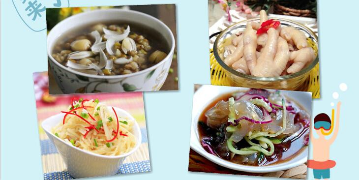上海人夏天吃什么? 一起来寻找夏令美食!