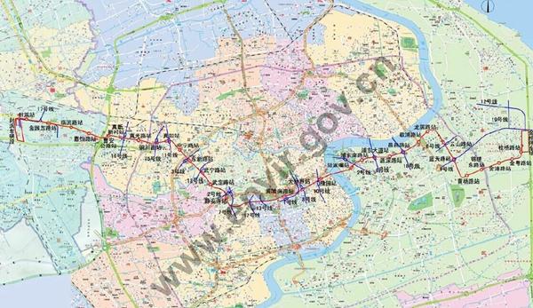 上海地铁14号线环评有望获批  跨五区2020年底前通车运营
