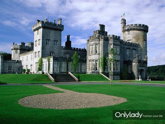 大连将开城堡酒店 世界上那些最美的城堡酒店图片