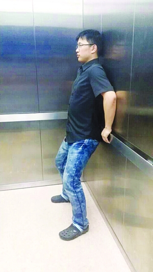 电梯清理步骤图解