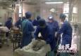 昆山爆炸事故伤者抵达上海 医院已开辟绿色通道