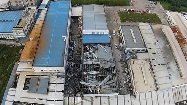 """昆山""""8·2""""特大爆炸事故涉事企业负责人被刑拘"""