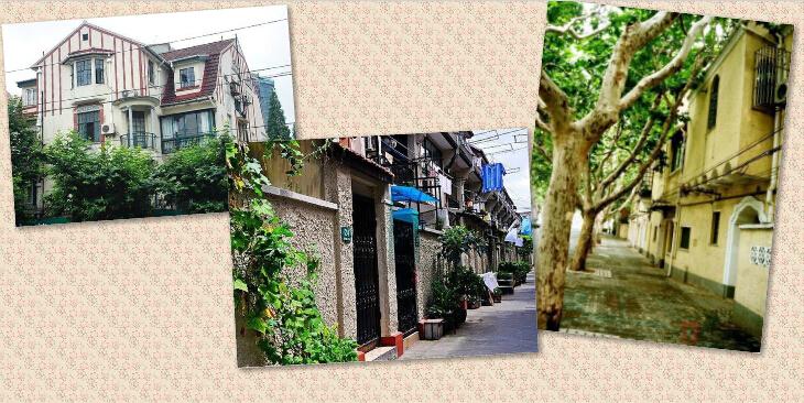 文青最爱的10条上海老弄堂