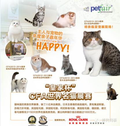 一大波萌宠来了!30张亚洲宠物展门票免费送